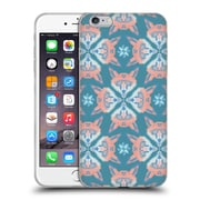 Official Chobopop Animals Pastel Fox Pattern Soft Gel Case for Apple iPhone 6 Plus / 6s Plus