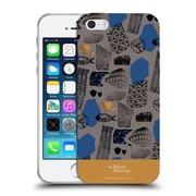 Official British Museum Community and Nurture Fish And Jars Soft Gel Case for Apple iPhone 5 / 5s / SE