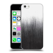 Official Caitlin Workman Patterns Charcoal Ombre Soft Gel Case for Apple iPhone 5c