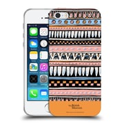 Official British Museum Ancient Egypt Pink Egyptian Pattern Soft Gel Case for Apple iPhone 5 / 5s / SE