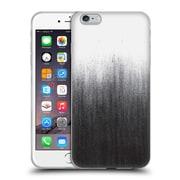Official Caitlin Workman Patterns Charcoal Ombre Soft Gel Case for Apple iPhone 6 Plus / 6s Plus