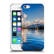 Official Celebrate Life Gallery Beaches 2 Peaceful Harbor Soft Gel Case for Apple iPhone 5 / 5s / SE