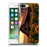 Official Celebrate Life Gallery Florals Sunflower Farm Soft Gel Case for Apple iPhone 7 Plus