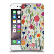 Official Carrie Schmitt Florals Gentle Soul Soft Gel Case for Apple iPhone 6 / 6s