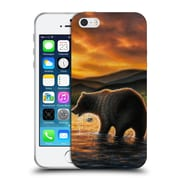 Official Chuck Black WILDLIFE AND ANIMALS Persistence Soft Gel Case for Apple iPhone 5 / 5s / SE