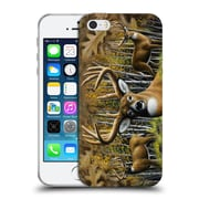 Official Chuck Black DEER FAMILY Whitetail Country Soft Gel Case for Apple iPhone 5 / 5s / SE
