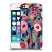 Official Carrie Schmitt Florals Autumn Splendor Soft Gel Case for Apple iPhone 5 / 5s / SE