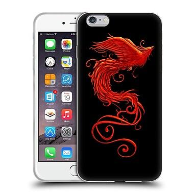 Official Christos Karapanos Phoenix 2 Bird 2 Soft Gel Case for Apple iPhone 6 Plus / 6s Plus