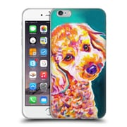 Official Dawgart Dogs 2 Poodle Curly Soft Gel Case for Apple iPhone 6 Plus / 6s Plus