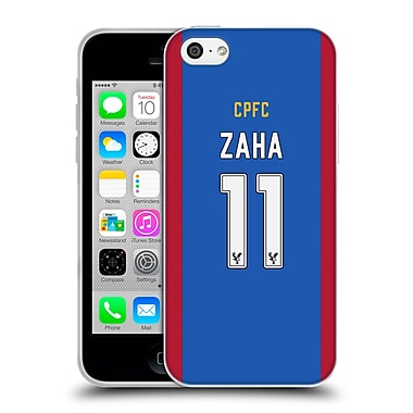 Official Crystal Palace FC 2016/17 Players Home Kit Wilfried Zaha Soft Gel Case for Apple iPhone 5c