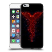 Official Christos Karapanos Phoenix 2 Red Soft Gel Case for Apple iPhone 6 Plus / 6s Plus