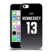 Official Crystal Palace FC 2016/17 Players Home Kit Wayne Hennessey Soft Gel Case for Apple iPhone 5c