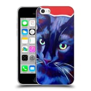 Official DAWGART CATS Caleb Soft Gel Case for Apple iPhone 5c