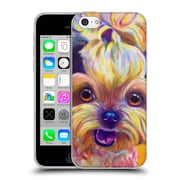 Official Dawgart Dogs Bloom Soft Gel Case for Apple iPhone 5c