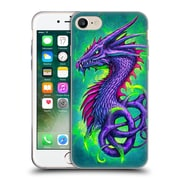 Official Christos Karapanos Dragons Poison Soft Gel Case for Apple iPhone 7