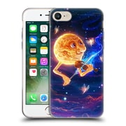 Official Christos Karapanos Dreamy Dancing By The Moon Soft Gel Case for Apple iPhone 7