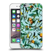 Official Burcu Korkmazyurek Tropical Fruit And Birds Soft Gel Case for Apple iPhone 6 / 6s