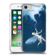 Official Christos Karapanos Fantasy Creatures Faerie Of Winter Soft Gel Case for Apple iPhone 7