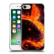 Official Christos Karapanos Phoenix Immortal Flames Alternative Soft Gel Case for Apple iPhone 7
