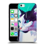 Official DAWGART CATS Kitty Soft Gel Case for Apple iPhone 5c