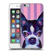 Official Dawgart Dogs Missy Soft Gel Case for Apple iPhone 6 Plus / 6s Plus