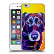 Official Dawgart Dogs Lab Cole Soft Gel Case for Apple iPhone 6 Plus / 6s Plus