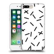 Official Caitlin Workman Modern Confetti Soft Gel Case for Apple iPhone 7 Plus