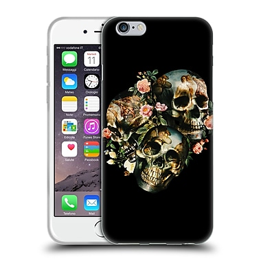 Official Burcu Korkmazyurek Skulls Venus Soft Gel Case for Apple iPhone 6 / 6s