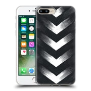 Official Caitlin Workman Modern Charcoal Point Soft Gel Case for Apple iPhone 7 Plus