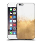 Official Caitlin Workman Modern Brushed Gold Soft Gel Case for Apple iPhone 6 Plus / 6s Plus