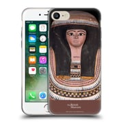 Official British Museum Images and Objects Egyptian Priest Mummy Soft Gel Case for Apple iPhone 7