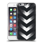 Official Caitlin Workman Modern Charcoal Point Soft Gel Case for Apple iPhone 6 Plus / 6s Plus
