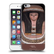 Official British Museum Images and Objects Egyptian Priest Mummy Soft Gel Case for Apple iPhone 6 Plus / 6s Plus