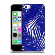Official Caitlin Workman Organic Palms Royal Soft Gel Case for Apple iPhone 5c