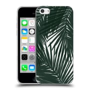 Official Caitlin Workman Organic Palms Green Soft Gel Case for Apple iPhone 5c