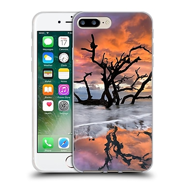Official Celebrate Life Gallery Beaches Wildfire Soft Gel Case for Apple iPhone 7 Plus
