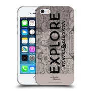 Official British Museum Adventure and Discovery Explore Soft Gel Case for Apple iPhone 5 / 5s / SE