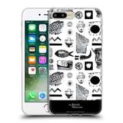 Official British Museum Community and Nurture BW Elements Soft Gel Case for Apple iPhone 7 Plus