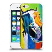 Official DAWGART WILDLIFE Up Close and Personal Soft Gel Case for Apple iPhone 5 / 5s / SE
