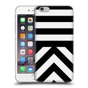 Official Caitlin Workman Modern Black 03 Soft Gel Case for Apple iPhone 6 Plus / 6s Plus