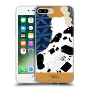 Official British Museum Community and Nurture Abstract Soft Gel Case for Apple iPhone 7 Plus
