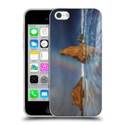 Official DARREN WHITE BEACHES AND OCEANS Lighthouse Moon Soft Gel Case for Apple iPhone 5c