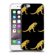 Official Chobopop Dinosaurs Golden T-Rex Soft Gel Case for Apple iPhone 6 / 6s