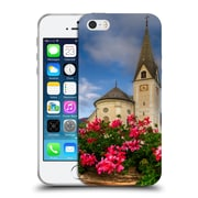 Official Celebrate Life Gallery Florals Austrian Church Soft Gel Case for Apple iPhone 5 / 5s / SE