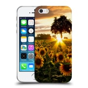 Official Celebrate Life Gallery Florals Fields Of Gold Soft Gel Case for Apple iPhone 5 / 5s / SE