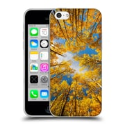 Official DARREN WHITE FALL COLOURS Aspens Alive Soft Gel Case for Apple iPhone 5c