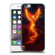 Official Christos Karapanos Phoenix 2 From The Last Spark Soft Gel Case for Apple iPhone 6 / 6s