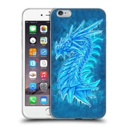 Official Christos Karapanos Dragons Iced Soft Gel Case for Apple iPhone 6 Plus / 6s Plus