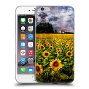 Official Celebrate Life Gallery Florals Dreaming Of Sunflowers Soft Gel Case for Apple iPhone 6 Plus / 6s Plus