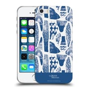 Official British Museum Community and Nurture Blue Vases Soft Gel Case for Apple iPhone 5 / 5s / SE